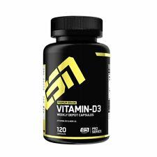 ESN Vitamin-D3 120 capsules