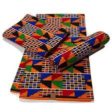 1-yard African print fabric (Ankara) 100% cotton by the yard