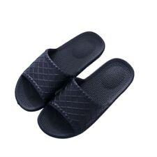 Women Men Indoor Home Shower Bath Slippers Non-Slip Bathroom Sandals Shoes 38-41