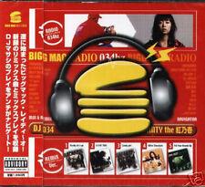 DJ 034 - BIGG MAC RADIO - Japan CD - NEW J-POP 33Tracks