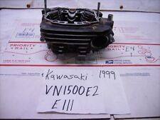 99 1999 KAWASAKI VN1500 VN1500 FRONT Cylinder Head Top End  E4-1