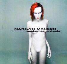 CD AUDIO.../...MARILYN MANSON.../...MECHANICAL ANIMALS........