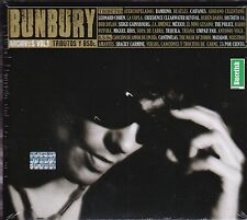 Bunbury Archivos Vol 1 Tributos y Bsos  CAJA DE CARTON 2CD ex hoeroes del Silenc
