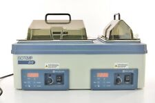Fisher Scientific Isotemp 215 Dual Chamber Digital Water Bath - Good Condition!