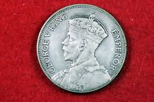 New listing 1934 - New Zealand One Florin Coin! #H13173