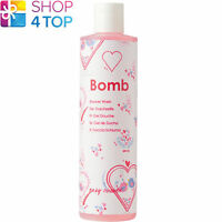 BABY SHOWER SHOWER GEL 300 ML BOMB COSMETICS CHAMOMILE CLARY SAGE NATURAL NEW