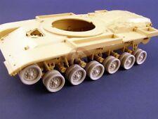 Panzer Art 1/35 M48 / M60 Patton Tank Road Wheels Set (Steel Pattern) RE35-001