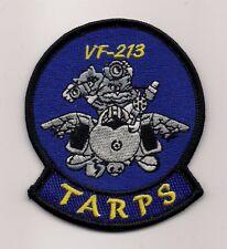 USN VF-213 TARPS patch F-14 TOMCAT FIGHTER SQN