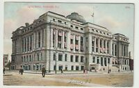 1908 Used Postcard City Hall Newark New Jersey NJ