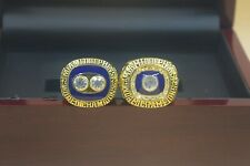 2pcs 1972 1973 Miami Dolphins world Championship rings !