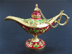 Collectible Decorated Old Handwork Tibet Silver Lvkong Red absolute being light