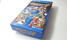 ✨ Rockman 7 Super Famicom Capcom Nintendo Japan Boxed SFC SHVC-A7RJ-JPN ✨