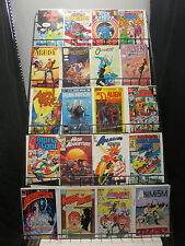 Copper Age Comic Library of First Issues! 120 Diff 1976-1992 Uncirculated