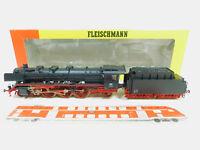 bo186-2 # FLEISCHMANN H0 / AC 1103K Locomotora de vapor 03 094 DB NEM sonido