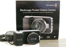 Blackmagic Pocket Cinema Camera boxed EXC++