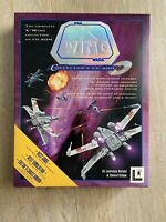 Star Wars X Wing Collector's CD ROM (1994) for PC / IBM