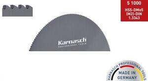 KARNASCH Metallkreissägeblatt, HSS-DMo5 dampfbehandelt