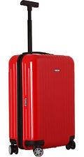 Rimowa Salsa Air Cabin 52 Red Ultralight Multiwheel IATA Size:40x20x55cm 33 Litr