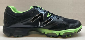 RARE Sample New Balance Men's Golf Shoes 9.5 D NBG2003 Neon Green UNRELEASED?