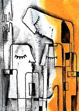 """ACEO Art Card """" Tiramisu """""""