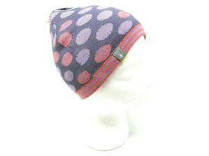 Smartwool Kids Rev. Wintersport Dot Hat (Lilac, SM) MSRP $25 SALE