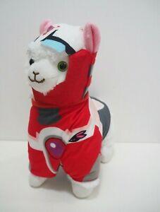 "Tiger & Bunny Alpaca Barnaby Brooks Jr. Hero Suit Yes Anime Plush 12"" Doll japan"