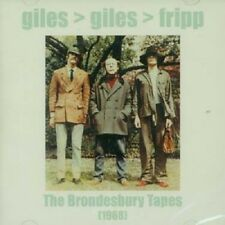 Giles Giles Fripp The Brondesbury Tapes (1968) CD NEW SEALED Robert King Crimson