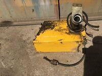 Komatsu PC20R-8 Mini Digger Diesel Tank (Spare parts)