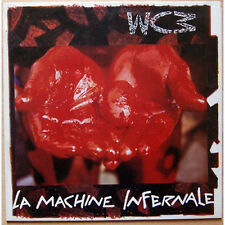 WC3 LA MACHINE INFERNALE LP VINYLE NEUF NEW VINYL 12""