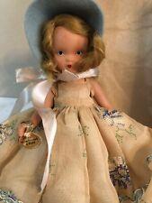 Nancy Ann Storybook Doll Fairyland Series Ring Around Rosy Doll
