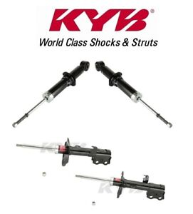 For Toyota Matrix L4 1.8L Front KYB Excel-G Struts & Rear Shock Absorbers Kit