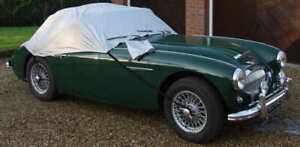 Austin Healey 3000 Top Cover. Big Healey winter and summer protective cover