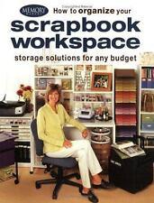 Fw Publications North Light Books, How To Organize Your Scrapbook Workspace Mem