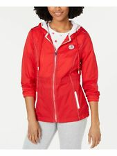 TOMMY HILFIGER $129 Womens New 0002 Red Casual Jacket S B+B