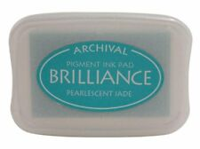Brilliance Ink Pad - Pearlescent Jade