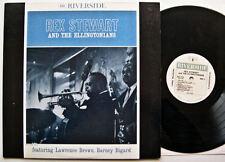 Rex Stewart - and the Ellingtonians - rare LP Riverside m-/vg+