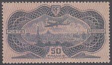 FRANCE Sc # C15 - 50 Francs AIRMAIL