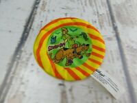 Vintage 2002 Kellogg's Scooby Doo Mini Bean Bag Disc Frisbee Cereal Toy