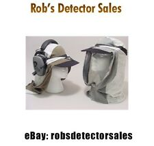 Doc's Detector Protector Hat - SPF 40 - Metal Detecting Hat with Sun Protection
