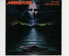 CDANNIHILATORnever neverland1990 VG++   (R2866)