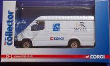 Corgi CC07811 Ford Transit Van Master Replica & Cards Inc. Collector Club Model