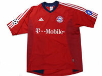 NEW Authentic Adidas Bayern Munich Germany Soccer Jersey - Champions League UEFA