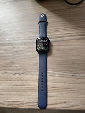 Apple Watch Series 6 44mm cellular blue - aluminium. Good condition