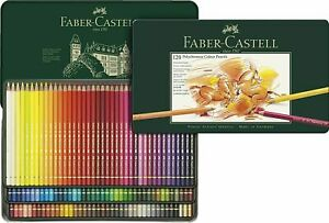 Faber-Castell Polychromos Colour Pencil - Pack of 120