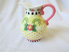 "Excellent Mary Engelbreit ""Have A Heart"" Creamer"