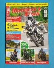 Motorrad & Reisen 106/2021   NEU +  ungelesen 1A abs. TOP