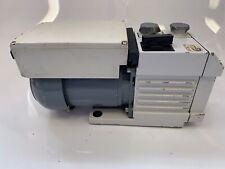 Leybold Trivac D1 6b Vaccum Pump Free Shipping
