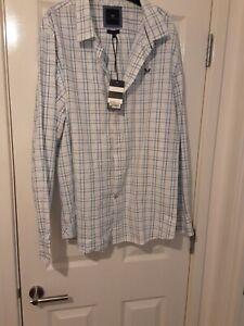 Crew Clothing men's Shirt XXXL Bnwt Rrp £57