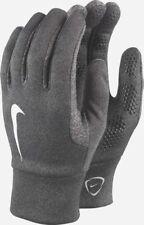 Nike Hyperwarm Field Player Football Mens Gloves Training Grey Size SMALL T253-0