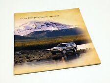 2005 Jeep Grand Cherokee Laredo Limited Brochure